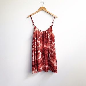 Show Me Your Mumu : Trapeze Mini Dress Happy Henna